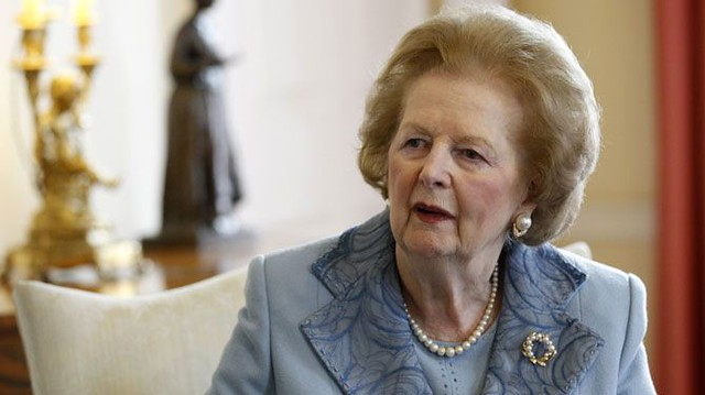 ma, 08/04/2013 - 14:11 - Margaret Thatcher is overleden