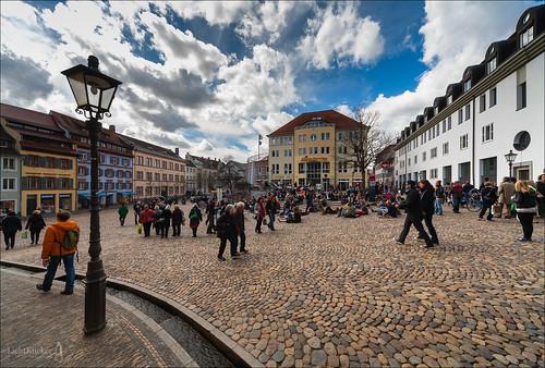 Freiburg: 'Augustinerplatz' | by der LichtKlicker