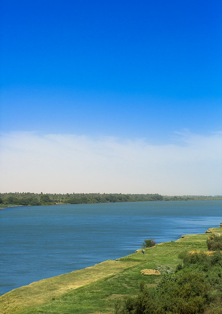 River Nile, Old Dongola, Sudan