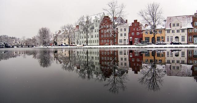 Lübeck im Winter 3