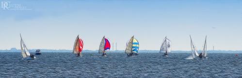 art st race nikon sailing florida painted petersburg sailboats 70300mm d800 fractalius