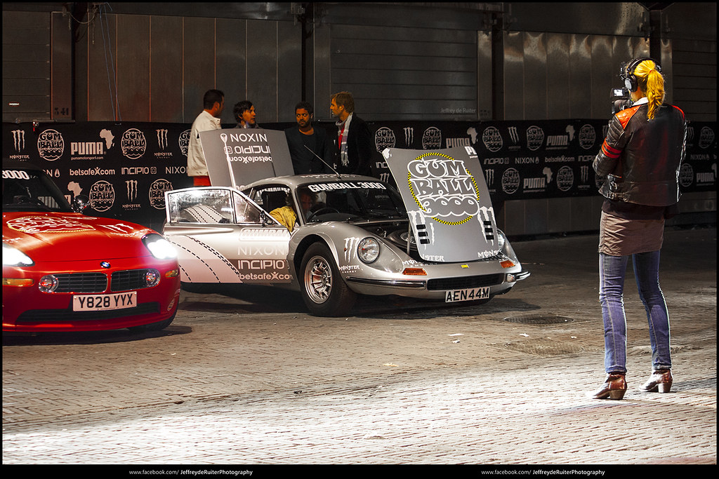 Gumball 300 Entry Fee