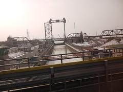 土, 2013-02-02 09:42 - セントローレンス運河の水門