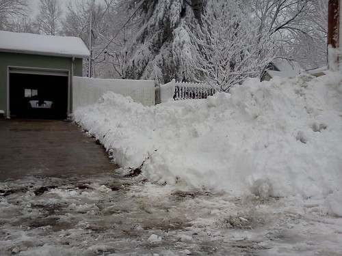 A certain amount of shoveling | by ukweli