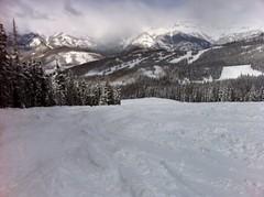 日, 2013-02-24 15:57 - 新雪でのスキー
