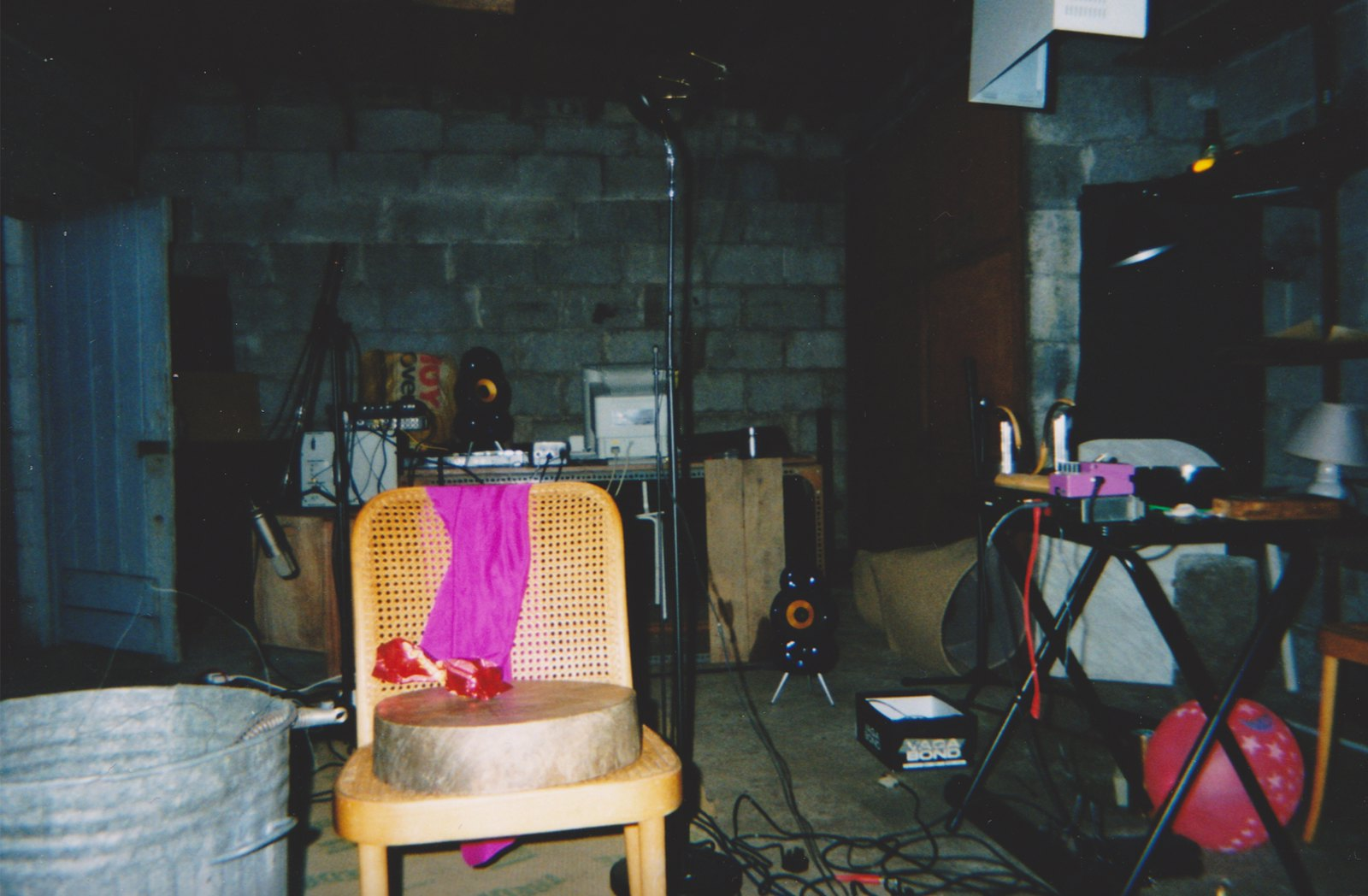Amygdala Recording Session 2003-2