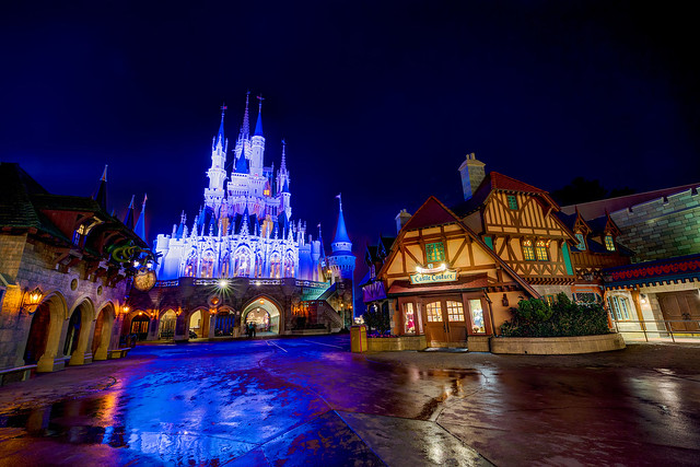 Magic Kingdom: Cinderella Castle