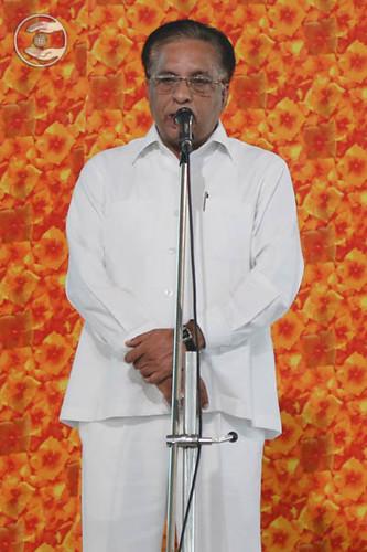Prof. G.S. Popli from Rohini, expresses his views