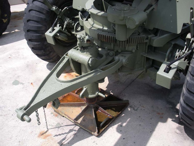 US 155mm M1A1 Howitzer 3