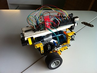 Arduino, LEGO, and Bluetooth | by thelagged