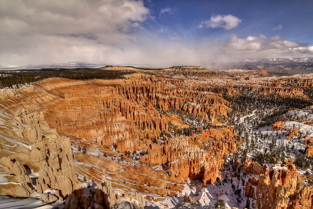 Inspiration Point 2, Bryce Canyon National Park, Garfield Co, UT
