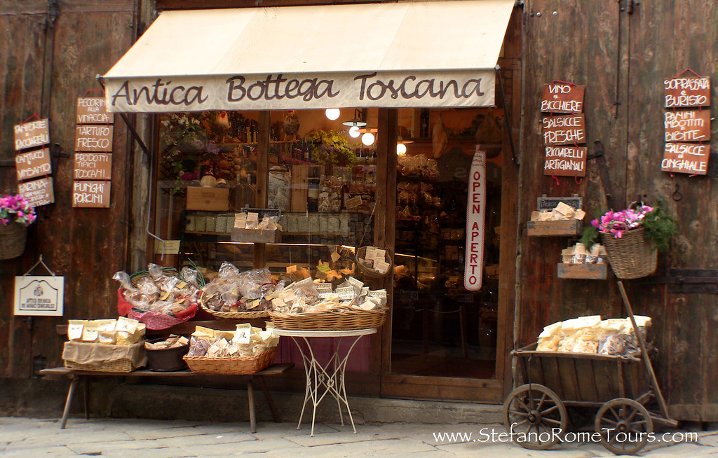 A quick 10 Tuscan food makes Florence a delicious city