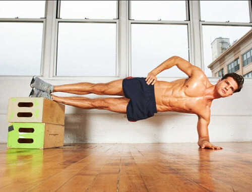 Plank | by Fitness Station