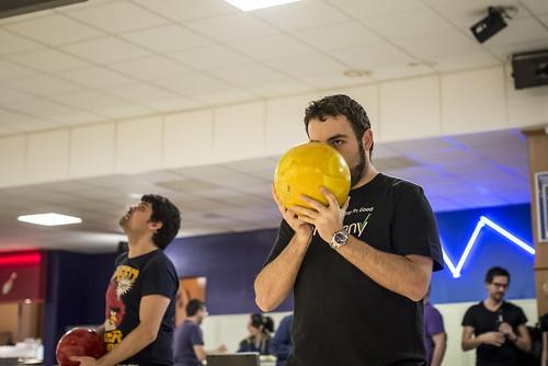 Bowling Night - kompany vs Gaminside | by luca.sartoni