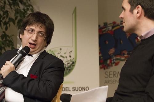 Ramin Bahrami all'Università del Dialogo