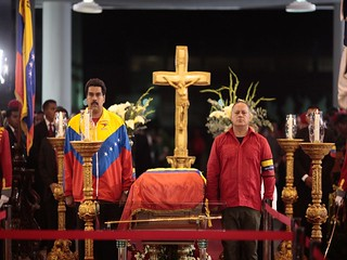 Venezuela's Chavez Lies in State | by Latin American Herald Tribune