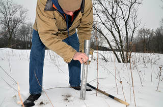 Corps conducts snow surveys in Minnesota | by USACE HQ