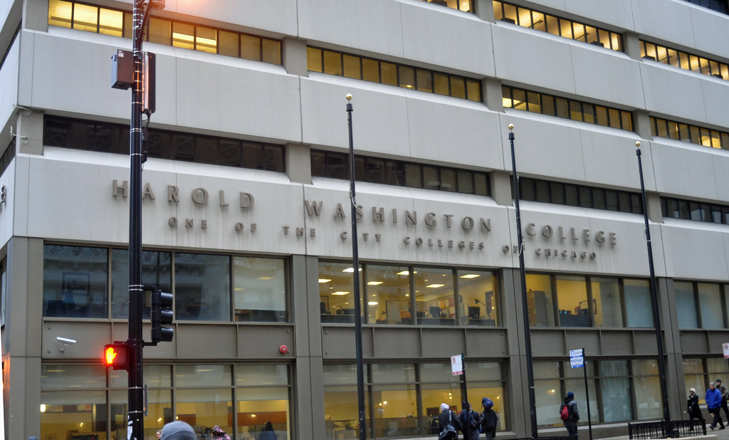Harold Washington College, Chicago