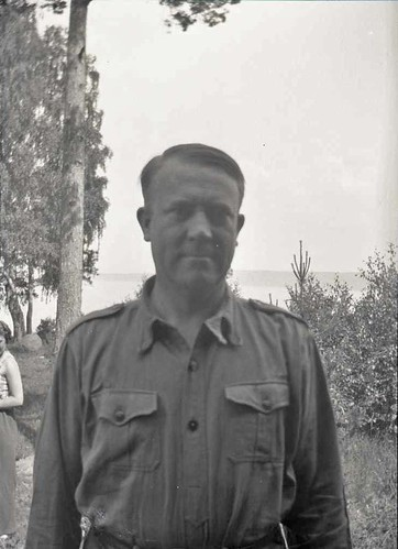 Portrett av Vidkun Quisling, 1930-tallet.