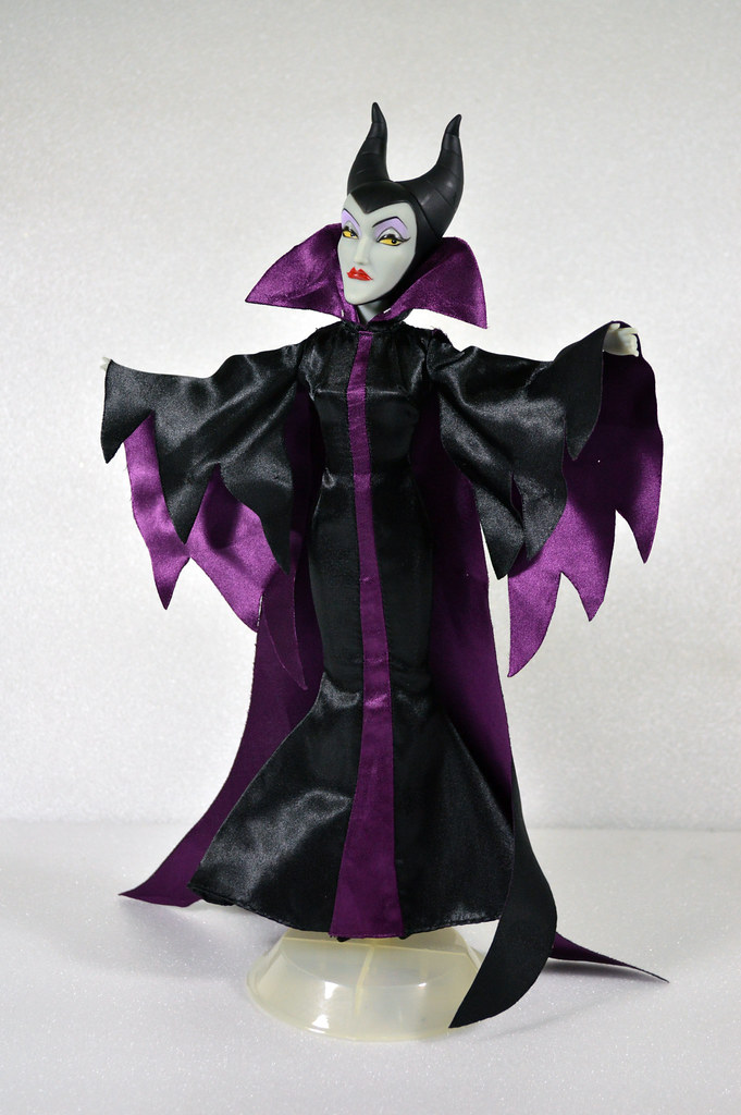 Maleficent Classic Doll Full Body Yes After Finally