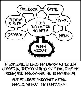 Xkcd Laptop