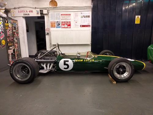 Lotus 49 R2