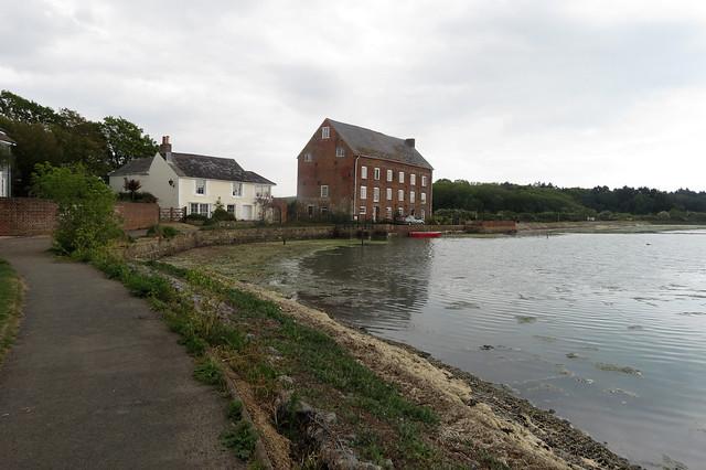 Old mill at Yarmouth