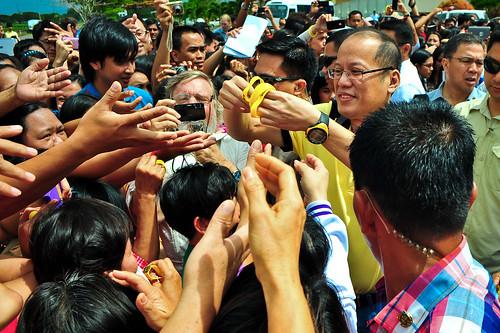 philippines pnoy pnoypresidentphilippinesirrigenebankpresidentialvisiteven pnoypresidentphilippinesirrigenebankpresidentialvisitevents2013february14benignoaquinoiii