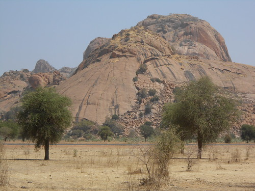 mountain montagne chad tchad guéra