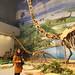 Jiejie with Dinosaur