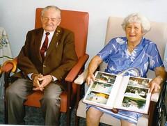 Sunny Krieg  and Mrs Lottie Sweeney, 1998 1218