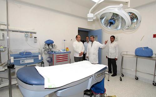 21/12/2010 Germán Tenorio Vasconcelos  celebra 1er aniversario del Hospital de Puerto Escondido con capacitaciones | by German Tenorio