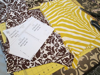 Sis Boom Meghan pieces: West Indies and Lauralee fabric