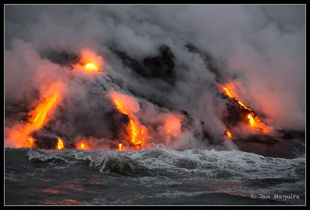 Kilauea Coast Entry 3422
