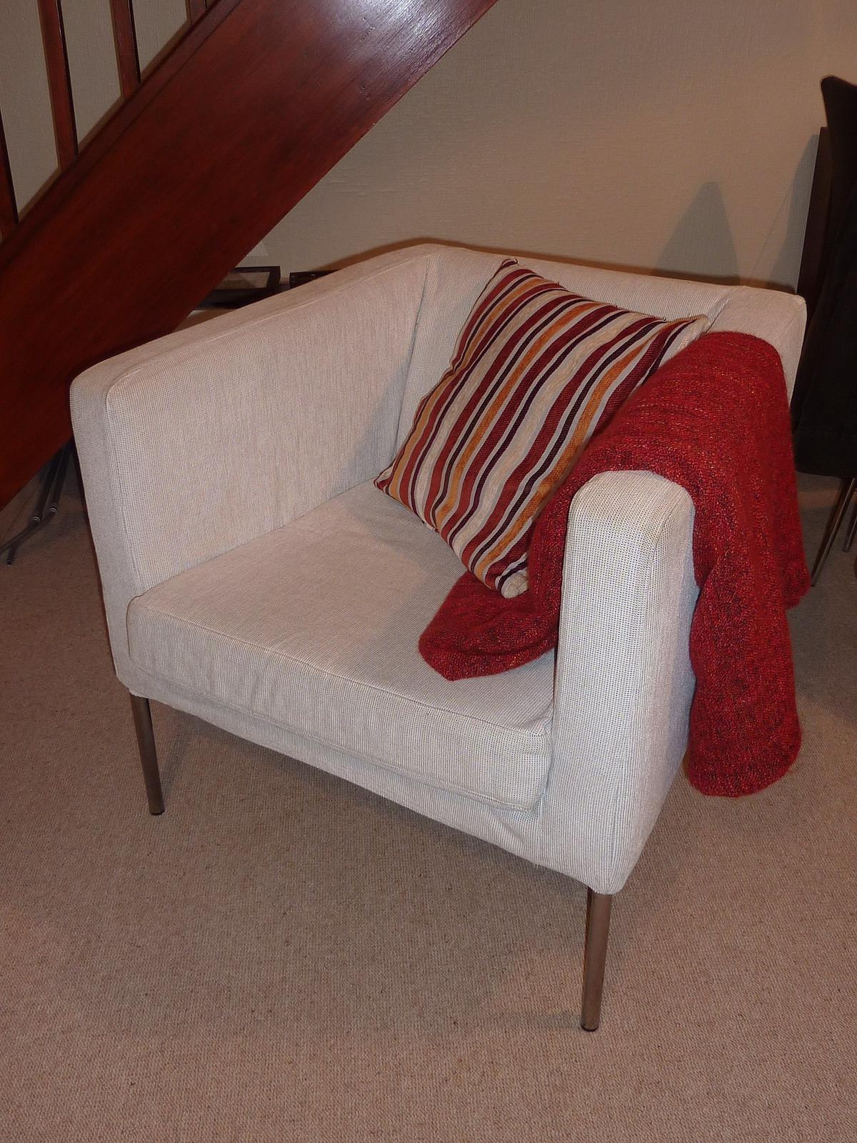 Wondrous Ikea Klappsta Armchair With Cover 40 Flickr Photo Inzonedesignstudio Interior Chair Design Inzonedesignstudiocom