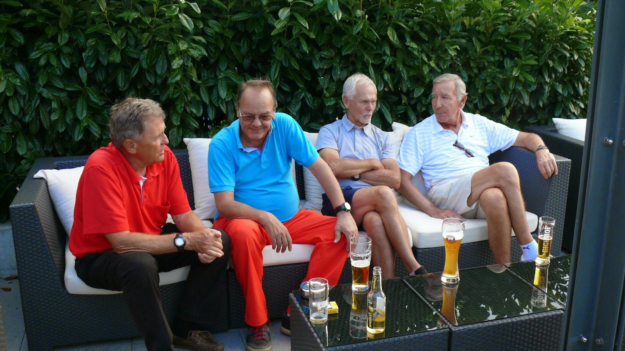 Seniors Open 2014