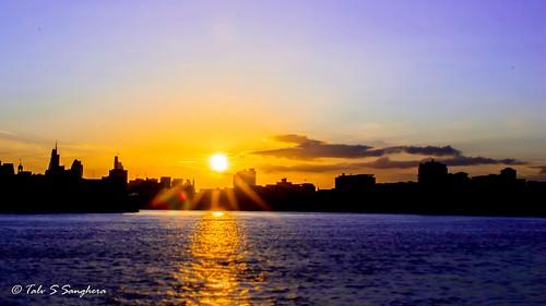 london england uk thamesriver londoncity sunset waterfront cityscape city worldcity canarywharf urban travel travelphotography nikon d5200