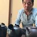 Shoryu, célèbre pour ses théières avec un reflet argenté