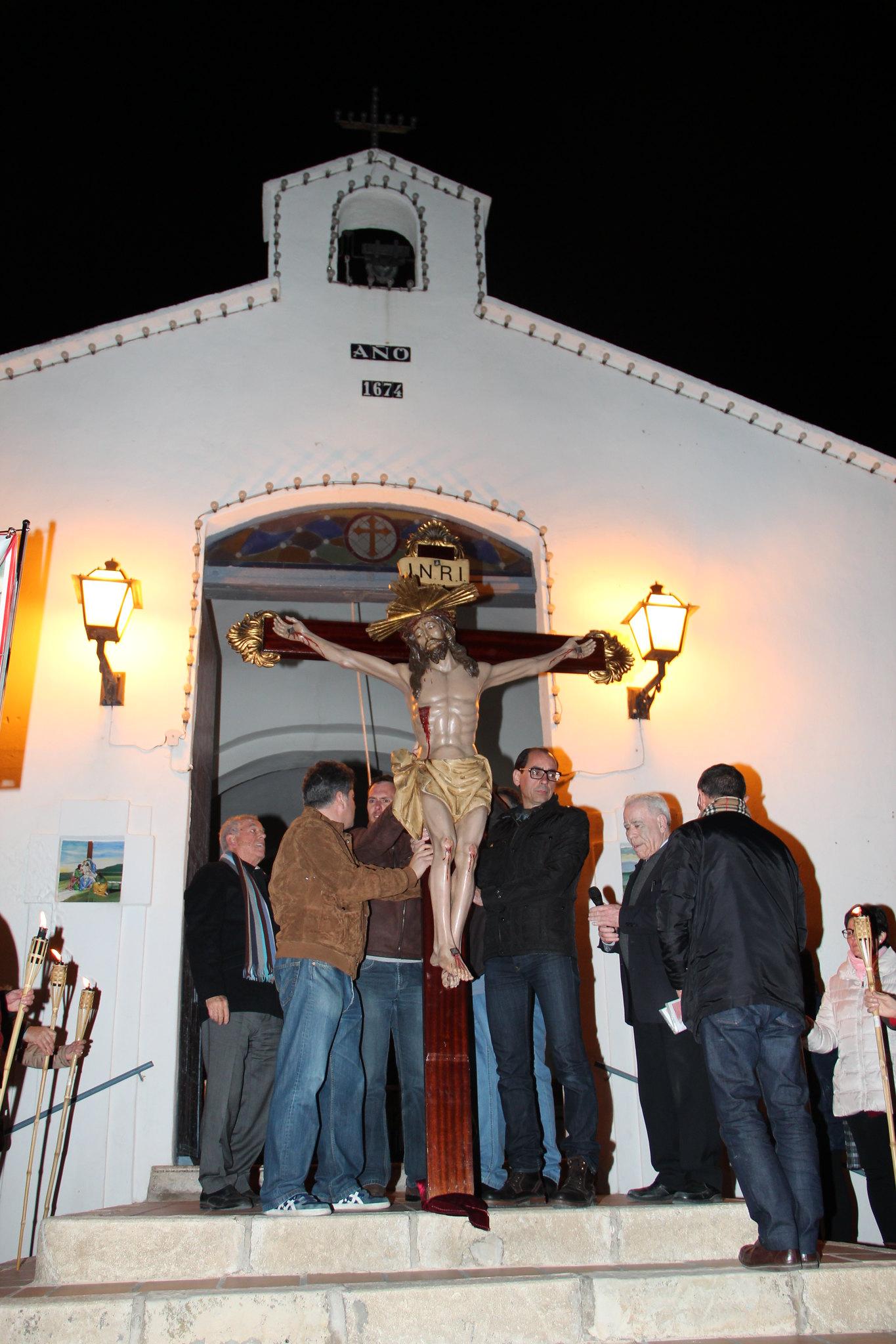 (2016-03-18) - VII Vía Crucis nocturno - Antonio José Verdú Navarro (003)