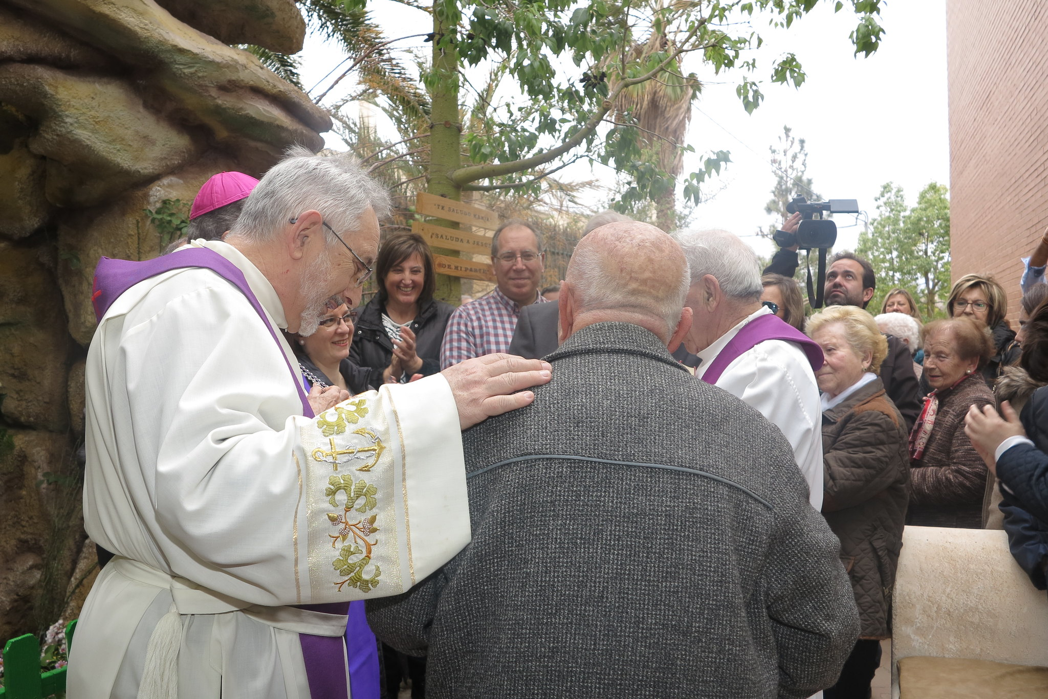 (2016-02-13) - Inauguración Virgen de Lourdes, La Molineta - Archivo La Molineta 2 (58)