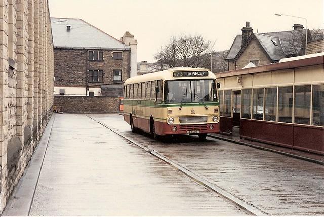 Rossendale Transport 73 (ULS316T) 26031988a