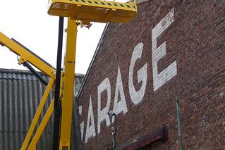 Vlissingen, Van Dishoeckstraat: Garage | by wiez_