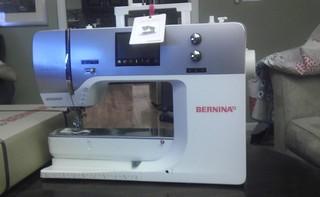 new Bernina 750 QE | by anythingpretty