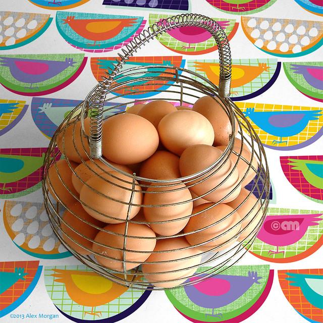 Chicken in a Basket