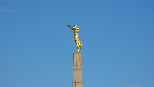 """Monument of Remembrance (""""Gelle Fra"""" Memorial)   by Tilemahos Efthimiadis"""