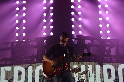 Eric Church | by Townsquare Media Albany