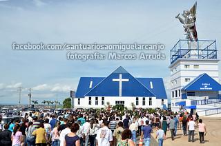 Santuário São Miguel Arcanjo - Bandeirantes - PR - Brasil - fotógrafo Marcos Arruda