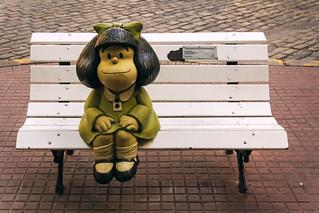 Mafalda Statue | by Nico Kaiser