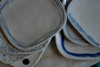 when I wasn't throwing | by Bridgman Pottery