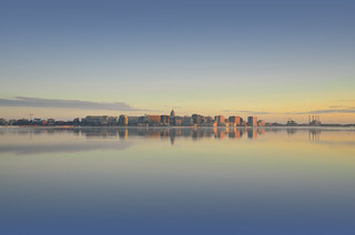 Madison morning skyline 04-15-2013 071 | by Richard Hurd